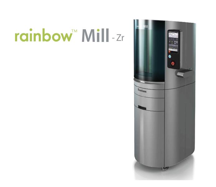 rainbow mill zr