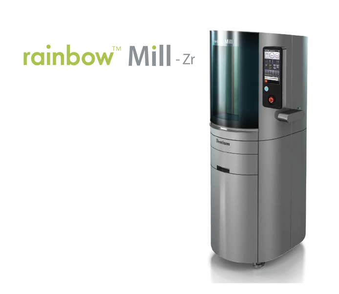 rainbow mill zr