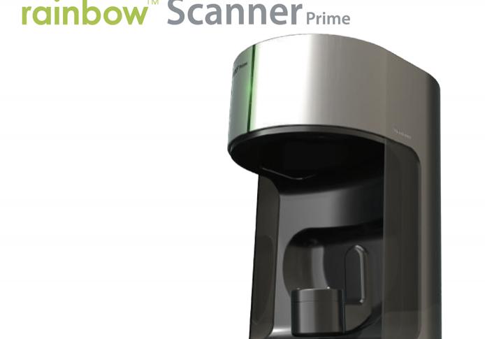 rainbiw scanner prime