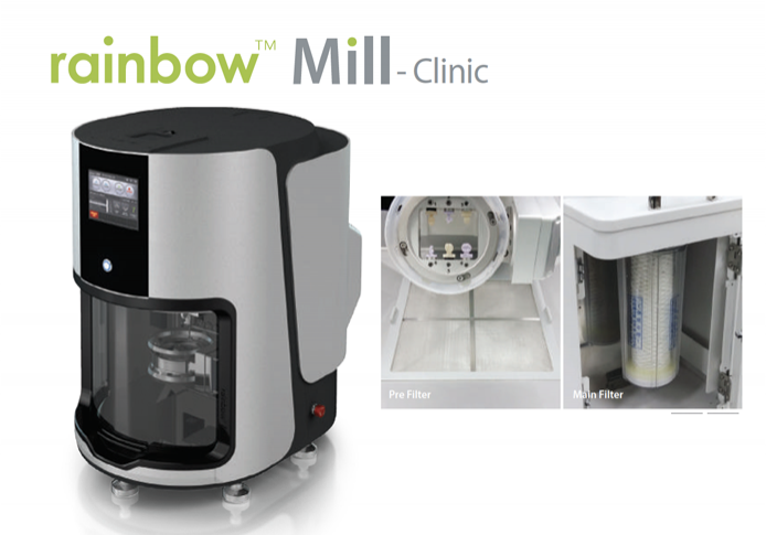 rainbow mill clinic